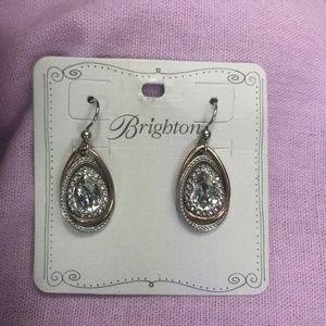 Brighton Neptune's Rings Teardrop Earrings